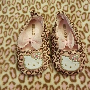 Hello Kitty Shoes NWOT